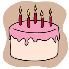 25 Inspiration Image Of Clip Art Birthday Cake