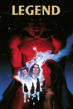 Legend (1985) .....Darkness should have won !