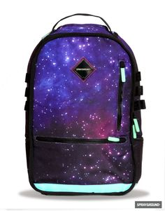 Galaxy Backpack - Take My Dough  a3beda487198f