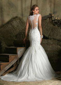 davinci wedding dress 50330 ivory white pertaining to white and brown wedding dresses