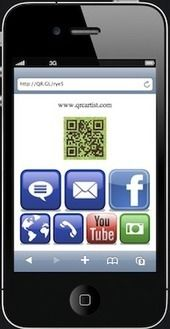 Liz King Events Best Practices for QR Code Campaigns at Events ... | QR Code Art | Scoop.it