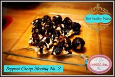 Photos and discussions from the Trim Healthy Mama Support Group Mtg 2 by ASliceOfHomeschoolPie.com #trimhealthymama