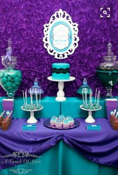 Best ideas for purple and teal wedding | Teal and purple wedding ...