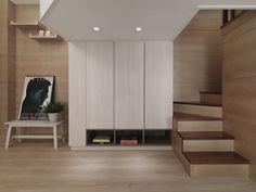 Home 2.0 | C.H. Interior #timber #wardrobe