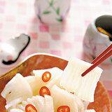 朴爾雅食譜筆記: 水晶蘿蔔