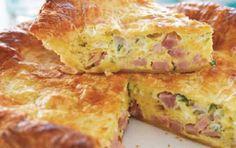 Pizza Tarts, Cookbook Recipes, Pie Recipes, Cooking Recipes, Yummy Food, Greek Cooking, Eat Smarter, Greek Recipes, Gastronomia