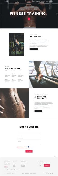 Comet is a perfect multipurpose responsive #Joomla template for #Fitness, #GYM center Agency, Restaurant, Architecture, Resume, Landing Page, Photography, Model Agency websites with 8 different niche homepage layouts download now➩ https://themeforest.net/item/comet-creative-multipurpose-joomla-template/19302070?ref=Datasata