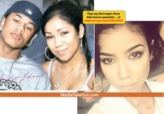 MTO WORLDWIDE EXCLUSIVE: R&B Singer Jhene Aiko Had SURGERY . . . To OPEN UP Her EYES . . . And Look LESS ASIAN!!! (Photographic Evidence INSIDE)