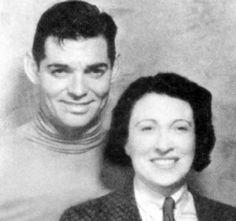 Avec sa première épouse Joséphine Dillon