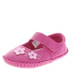 940c884ef2df5 payless.com Teeny Toes Girls  Infant Flower Soft Sole Mary Jane (Color -