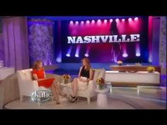 "Connie Britton heats up Nashville TN in ABC music TV show ""Nashville"" playing the lead role of Rayna Jaymes. Britton, the 46 year old actress was originally born in Boston Mass. attending Dartmouth College even studied a semester in Beijing China says blogger, James Rickman @ iHumanEvolution.com Britton began her acting career in New York where she acted, wrote music and entertained on stage. WATCH VIDEO READ MORE http://conniebrittonweb.net/"