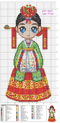 Authentic Korean Cross Stitch Design Color Printed on Coated Paper Cross Stitch Pattern Chart Boy SO-483 Motorcycle Couple SODA Cross Stitch Pattern Leaflet