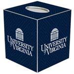 TB3418-University of Virginia Tissue Box Cover $36.00 #UniversityofVirginia #UVA