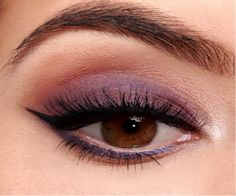 Image result for plum eye makeup looks
