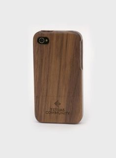 Wooden i-phone cases