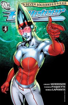 Check out Seven Soldiers: Bulleteer #4 (of 4) on @comixology
