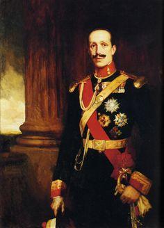 ALFONSO XIII RETRATADO: Alfonso XIII por Fernando Alvarez de Sotomayor