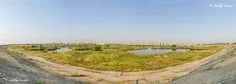 Panorama Lacul Vacaresti! Country Roads