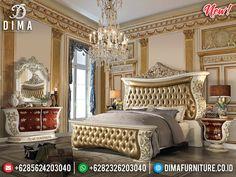 Unique Design Kamar Set Mewah Luxury Classic Harga Terjangkau Best Quality BT-0826