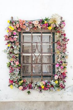Frame of Flowers by Inês Matos on 500px