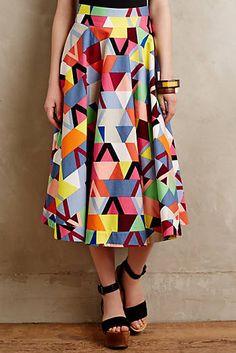 Geoprism Skirt