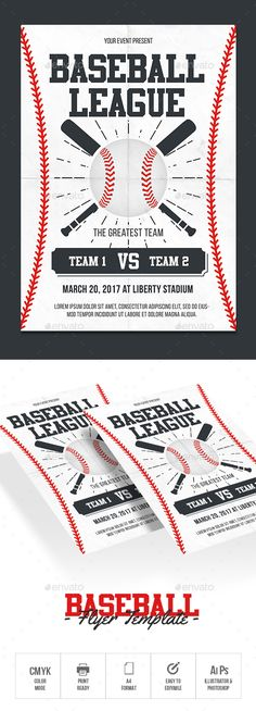 309 best Sport Flyer Templates images on Pinterest | Flyer template ...