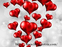 Valentine Heart Falling Effect For Blogger   Blogger Trix   Blogger Tips and Tricks   Free Templates