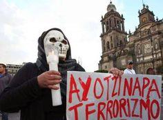 Crímenes contra la humanidad en México: el signo de la normalidad de un narco-estado