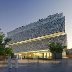 London architect to build Islamic faith museum in Mecca