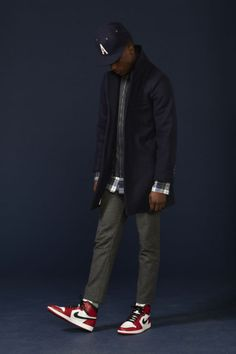 0214 Winter 2014 Collection by Aime Leon Dore swipelife 1 Outfit Essentials, Aime Leon Dore, Casual Outfits, Men Casual, Outfits Fo, Men's Fashion Brands, Jordan Outfits, Lookbook, Streetwear Fashion