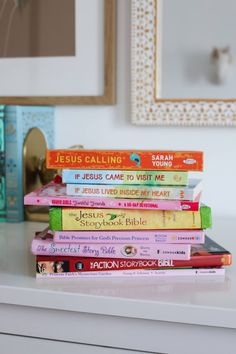 Looking for ways to honor the true meaning of Easter? Here are our favorite devotionals for kids, perfect for Easter Baskets!
