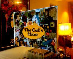The Cats Miau, Francis Street, Dublin