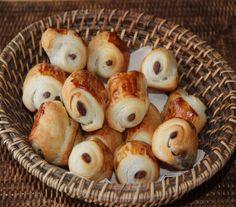 Desserts : MINI NUTELLATINES.