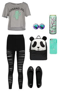 """""""Untitled #4855"""" by northamster ❤ liked on Polyvore featuring Boohoo, ONLY, ASOS and SwitchEasy"""