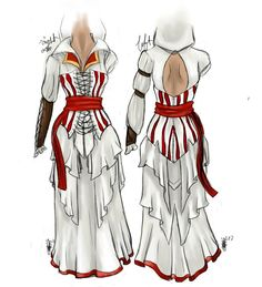 assassin's creed dress - Google Search