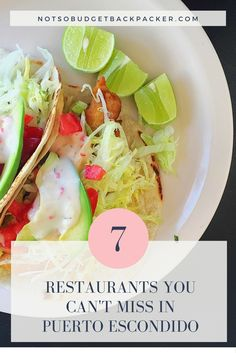 I spent 3 weeks exploring this surfer's paradise and discovered the 7 best restaurants in Puerto Escondido! // Puerto Escondido restaurant, El Cafecito Puerto Escondido, El Sultan Puerto Escondido, Puerto Escondido Oaxaca, Puerto Escondido Zicatela, Puerto Escondido surf, Puerto Escondido food, Puerto Escondido beach, Puerto Escondido travel, travel Puerto Escondido, Puerto Escondido Carizalillo, Puerto Escondido hotels, Puerto Escondido Mexico hotels, Puerto Escondido Oaxaca