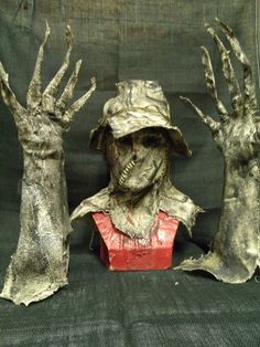 Krooked Kreations | Scarecrow Hands
