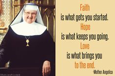 A Flower of God: Wednesday Quotes: Mother Angelica