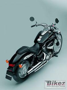 Custom Honda Shadow Spirit | ... quem jah viajou com garupa numa custom? Não tem para a shadow 750