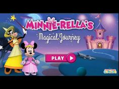 Mickey Mouse Clubhouse (2014) Full Episodes - Minnie Rella's Magical Journey - Minnie Mouse Games
