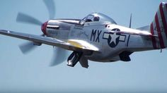 P-51 MUSTANG Photo credit: Planes of Fame
