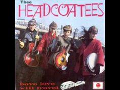 Thee Headcoatees • My Boyfriend's Learning Karate