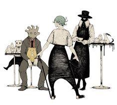 Character Drawing, Character Design, Eve Music, Arte Emo, Japanese Song, Japanese Artists, Manga Art, Music Artists, Anime Guys
