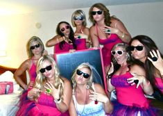 #Bachelorette Party!