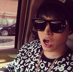 blobyblo - Instagram Update (070413) - off to another show YAWN