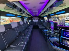 Hummer Limo, Hummer H2, Limousine Interior, Limo Party, Casa Anime, Luxury Van, New Car Smell, New Transmission, Limo For Sale