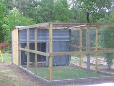""" my chicken coop palace"" by Cat Nyman, via Flickr"