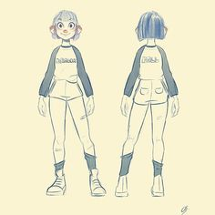 Eli's outfit #2 btw she is going to have 4 o 5 friends I'm not sure yet but It is going to be a long and fun personal project :P