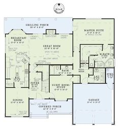 2700 sq ft- current favorite. We don't need a formal dining room so switch laundry room to mud room and make dining room large walk in pantry and huge laundry/craft room or change dining room into library?