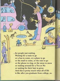 Oh, The Places You'll Go! | 16 Classic Children's Books Retold For Adults